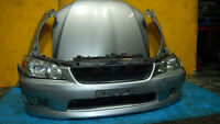 JDM LEXUS IS300 ALTEZZA FRONT END CONVERSION BUMPER LIP