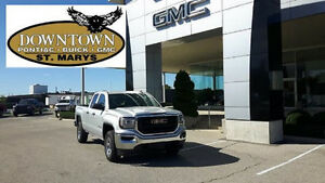 New 2016 GMC Sierra 1500 Double Cab 4x4...plus 0% 84 months! London Ontario image 2