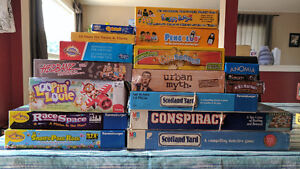 FAMILY BOARD GAMES GREAT FOR GAMES NIGHT