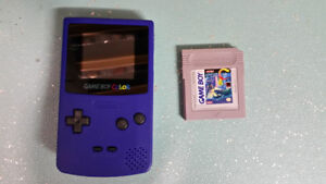 NINTENDO GAMEBOY COLOR AND NES SYSTEMS