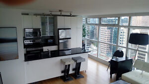 BREATHTAKING VIEWS | COAL HARBOUR | 1BR FURNISHED