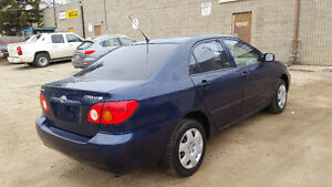 2003 Toyota Corolla. SEDAN .....ON SALE!!