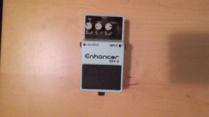 Mid 90s Boss Enhancer Pedal