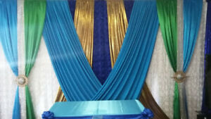 Event Decoration and Party Supplies rental