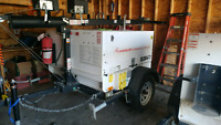 Generator/light towers for rent *FREE DELIVERY*