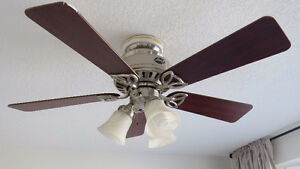 4 Ceiling Fans for sale 35.00, and 30.00 each