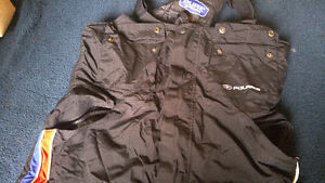 Polaris snowmobile pants -Large - heavy duty and warm (like new) London Ontario image 4