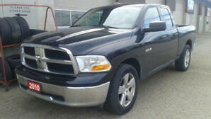 2010 Dodge Ram 1500 SLT 4X4.  A great deal!!