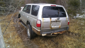 4Runner fo the Parts