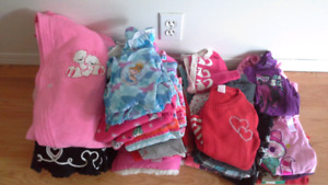 Toddler girl 4t winter clothes mix- Take all for $40