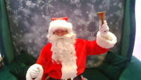 Professional Santa For Hire - Reasonably Priced - Home / Office