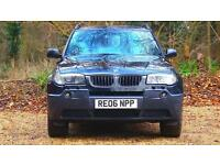 BMW X3 3.0d auto 2006MY Sport