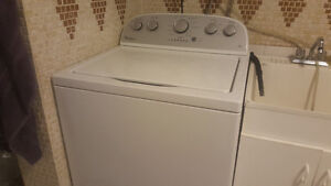 HE Top Loading Washer and Dryer Kitchener / Waterloo Kitchener Area image 1