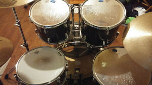 Peavey Drum Kit - tons of UPGRADES - Pro level Hardware Belleville Belleville Area image 5