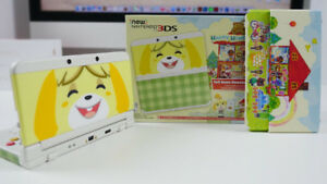 new 3DS Animal Crossing Limited Edition (moded)