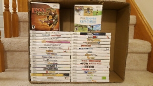 Nintendo Wii Games for Sale ($5 each ) ** Updated Dec 18th **