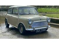 1968 Austin Mini Cooper Mark II