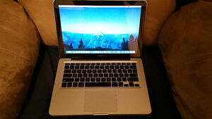 MACBOOK PRO with New SSD Drive