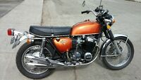 Honda CB750 K2 1972 All Original