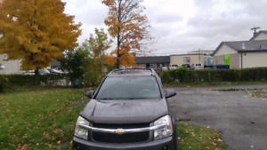 2008 Chevy Equinoxes.