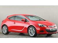 2016 Vauxhall GTC 1.4T 16V SRi 3dr Coupe petrol Manual