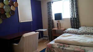 furnished room with cable from March 1st