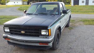 1985 Chevrolet S-10 Pickup Truck