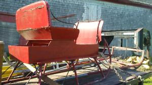 2 sleighs for sale