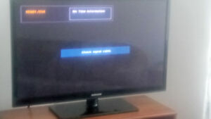 "Samsung 43"" plasma tv 450 series"