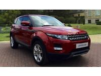 2013 Land Rover Range Rover Evoque 2.2 SD4 Pure 5dr (Tech Pack) Automatic Diesel