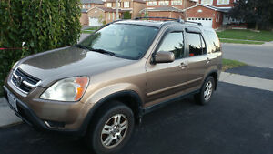 2002 Honda CR-V SUV, Crossover REDUCED FOR QUICK SALE!
