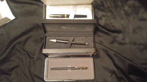 FINE PEN SALE-LAMY 2000 FISHER SPACE SHUTTLE DIPLOMAT EXCELLENCE