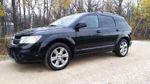 2012 Dodge Journey with Factory REMOTE STARTER HEATED SEATS