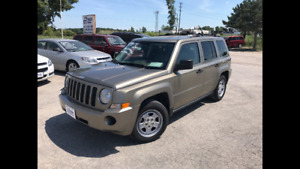 2008 Jeep Patriot North SUV 143K's!  Safety & Etested!