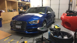 Professional & Certified Paint Protection Film services