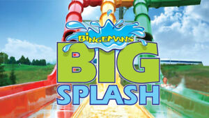 1/2 Off Bingemans Big Splash Tickets!!