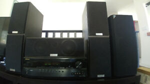 Home theatre / stereo set