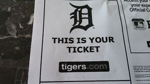 Detroit Tiger Tickets - Excellent Seats