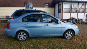 2007 Hyundai Accent -  trade for truck