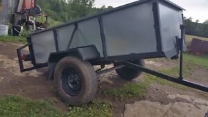 Are you looking for a cheap dump trailer? Look no further!!