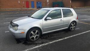 2003 Volkswagen GTI Coupé (2 portes)