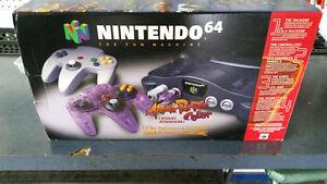Nintendo 64 Saint-Hyacinthe Québec image 1
