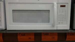 LG OVER STOVE MICROWAVE OVEN