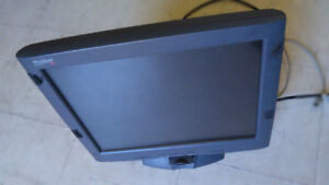 "3M 17"" LCD touch screen monitor with VGA and DVI port"