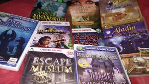 9 jeux ordinateur pc aventures et objets cachés