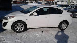 2010 Mazda Mazda3 Sedan 118000km  New Price
