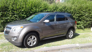 2012 Chevrolet Equinox AWD 1LT with Backup Camera 98200kms