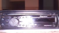 Car Receiver Pioneer 50wx4 mp3/wma am/fm
