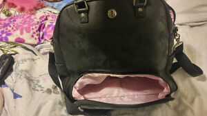 Leather Lululemon gym and everyday bag great condition