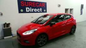 image for Ford Fiesta 1.0T EcoBoost ST-Line (s/s) 3dr ** 2 Owners 2 Keys Only 28k ** 2017